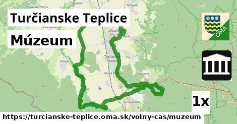 ilustračný obrázok k Múzeum, Turčianske Teplice