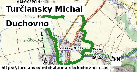 duchovno v Turčiansky Michal