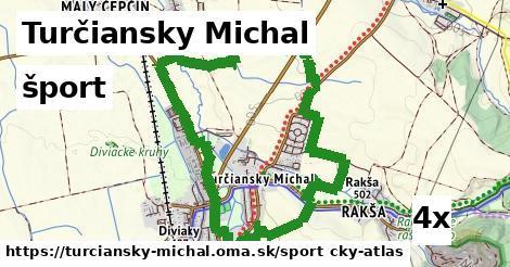 šport v Turčiansky Michal