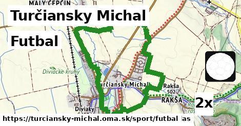 futbal v Turčiansky Michal