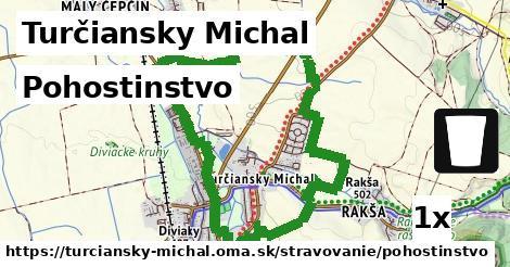 pohostinstvo v Turčiansky Michal