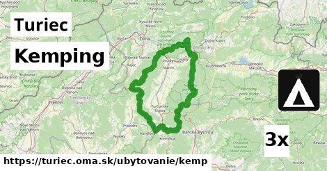 ilustračný obrázok k Kemping, Turiec