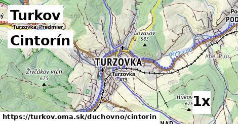 ilustračný obrázok k Cintorín, Turkov