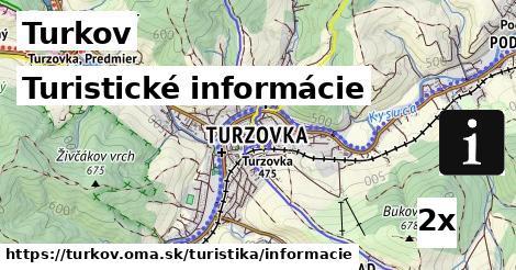 ilustračný obrázok k Turistické informácie, Turkov