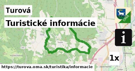 turistické informácie v Turová