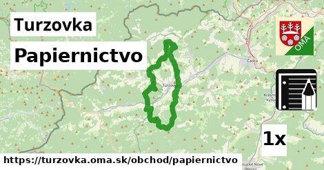 papiernictvo v Turzovka