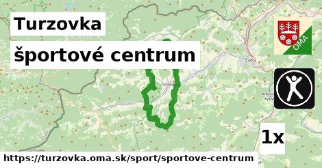 športové centrum v Turzovka