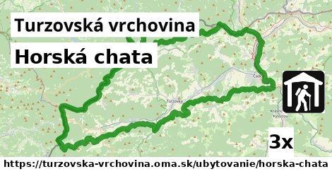 ilustračný obrázok k Horská chata, Turzovská vrchovina