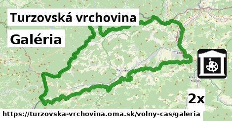 ilustračný obrázok k Galéria, Turzovská vrchovina