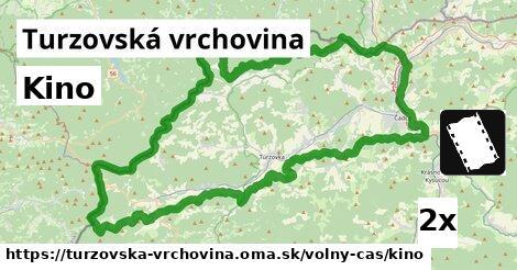ilustračný obrázok k Kino, Turzovská vrchovina