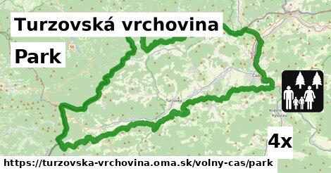 ilustračný obrázok k Park, Turzovská vrchovina
