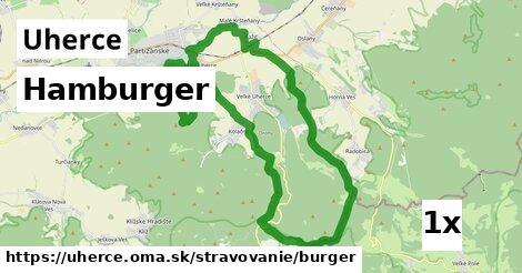 ilustračný obrázok k Hamburger, Uherce