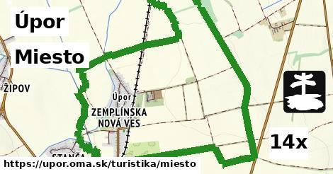 ilustračný obrázok k Miesto, Úpor