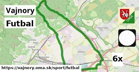 Futbal, Vajnory