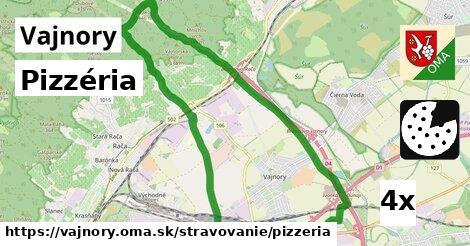 Pizzéria, Vajnory