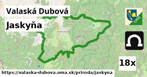 ilustračný obrázok k Jaskyňa, Valaská Dubová
