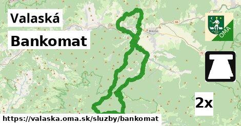 ilustračný obrázok k Bankomat, Valaská