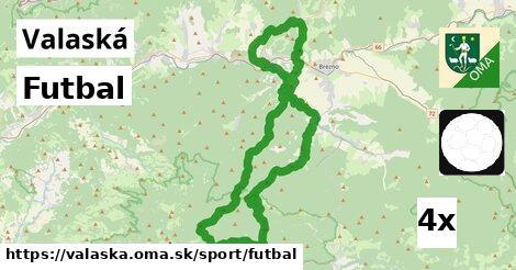 ilustračný obrázok k Futbal, Valaská