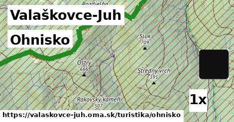 ilustračný obrázok k Ohnisko, Valaškovce-Juh