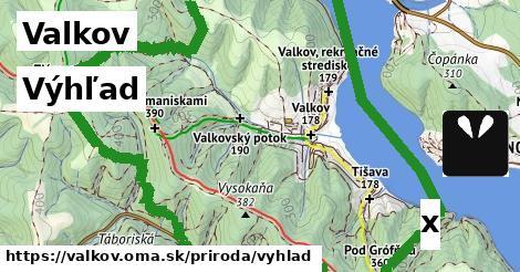 ilustračný obrázok k Výhľad, Valkov
