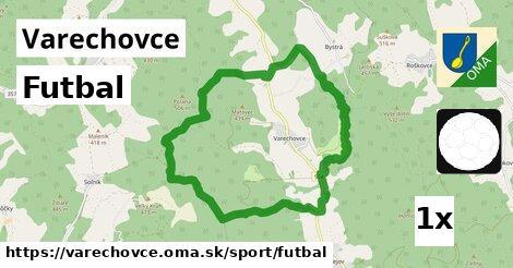 ilustračný obrázok k Futbal, Varechovce