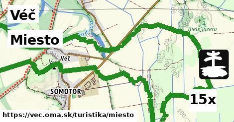 ilustračný obrázok k Miesto, Véč