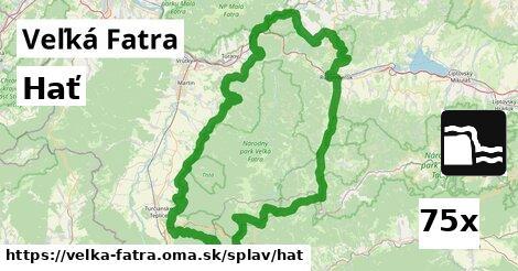 ilustračný obrázok k Hať, Veľká Fatra