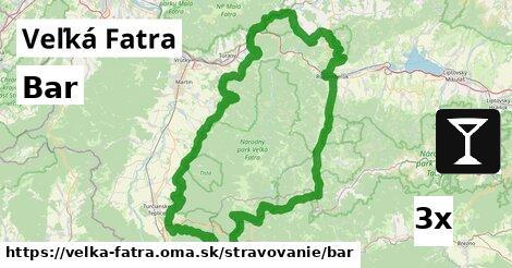 ilustračný obrázok k Bar, Veľká Fatra