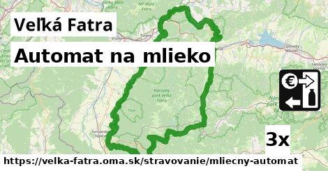 ilustračný obrázok k Automat na mlieko, Veľká Fatra