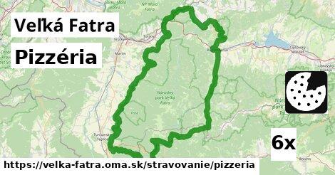 ilustračný obrázok k Pizzéria, Veľká Fatra