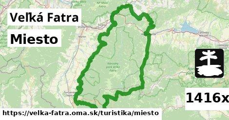 ilustračný obrázok k Miesto, Veľká Fatra