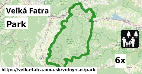 park v Veľká Fatra