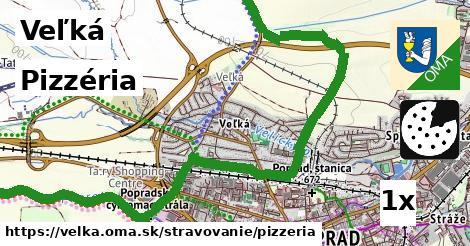 pizzéria v Veľká