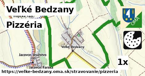 ilustračný obrázok k Pizzéria, Veľké Bedzany