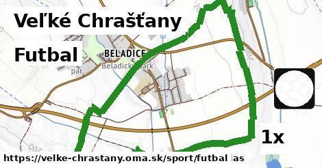 futbal v Veľké Chrašťany