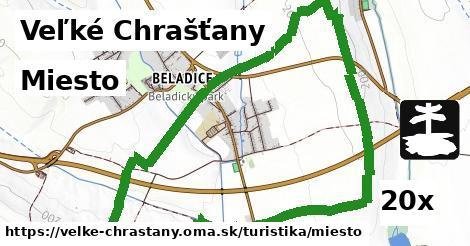 miesto v Veľké Chrašťany