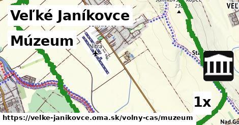 múzeum v Veľké Janíkovce