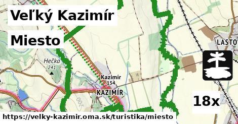 ilustračný obrázok k Miesto, Veľký Kazimír