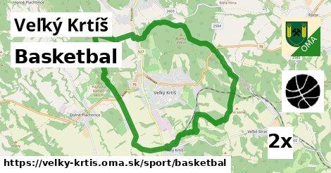 basketbal v Veľký Krtíš
