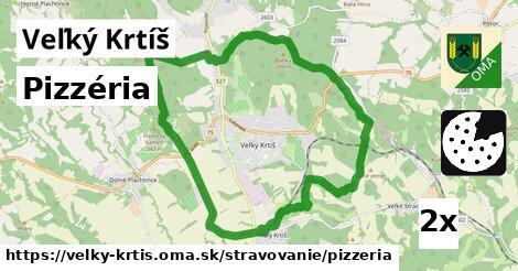 ilustračný obrázok k Pizzéria, Veľký Krtíš
