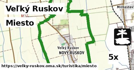 ilustračný obrázok k Miesto, Veľký Ruskov