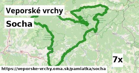 ilustračný obrázok k Socha, Veporské vrchy