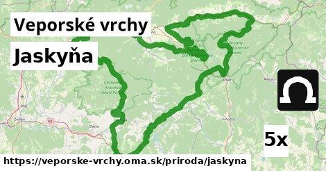 ilustračný obrázok k Jaskyňa, Veporské vrchy