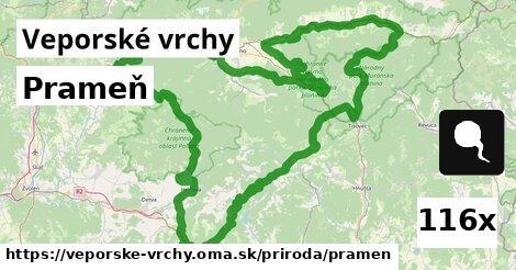 ilustračný obrázok k Prameň, Veporské vrchy