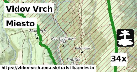ilustračný obrázok k Miesto, Vidov Vrch