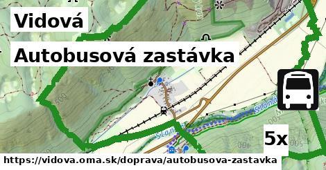 ilustračný obrázok k Autobusová zastávka, Vidová