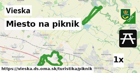 ilustračný obrázok k Miesto na piknik, Vieska, okres DS