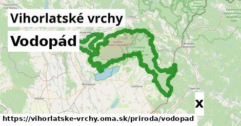 ilustračný obrázok k Vodopád, Vihorlatské vrchy