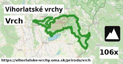 ilustračný obrázok k Vrch, Vihorlatské vrchy