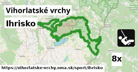 ilustračný obrázok k Ihrisko, Vihorlatské vrchy